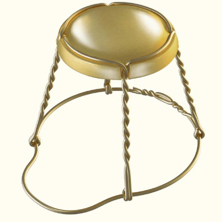 Мюзле с плакеткой и плавающим кольцом (скрутка внутрь)